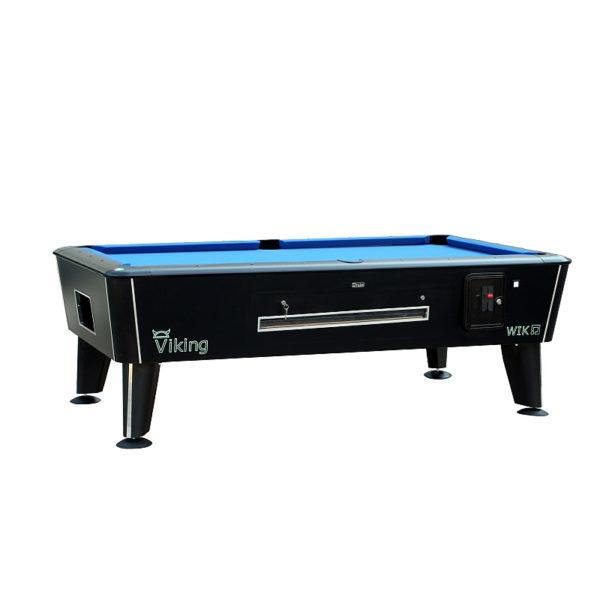 Robustní billiardový stůl s elektronickým podavaček koulí