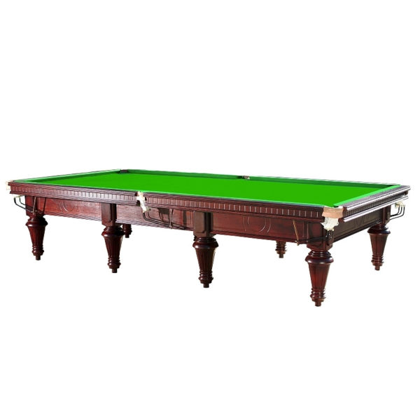 Profesionální kulečníkový stůl v elegantním rustikálním provedení