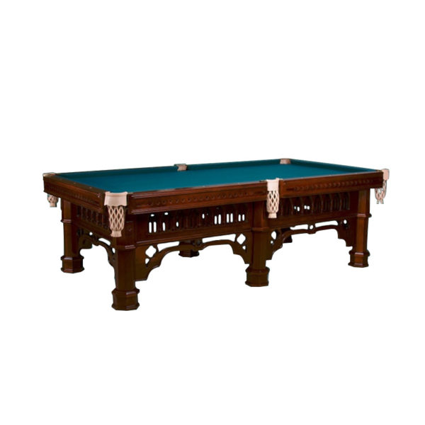 Elegantní profesionální kulečníkový stůl