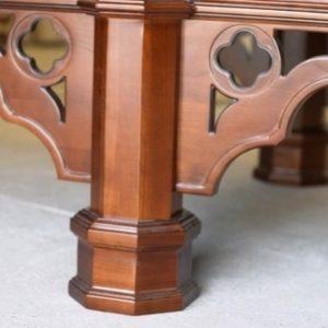 Billiardový stůl Gothic