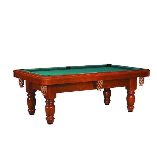 Elegantní billiardový stůl z olše