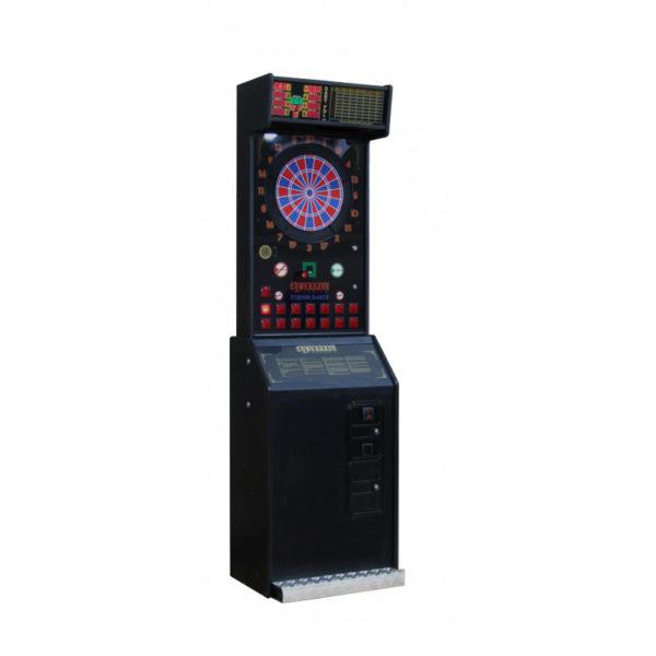 Stojanový elektronický šipkový automat