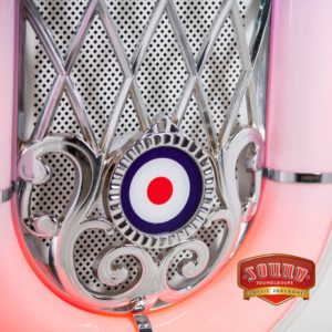 Soundleisure CD jukebox Britania