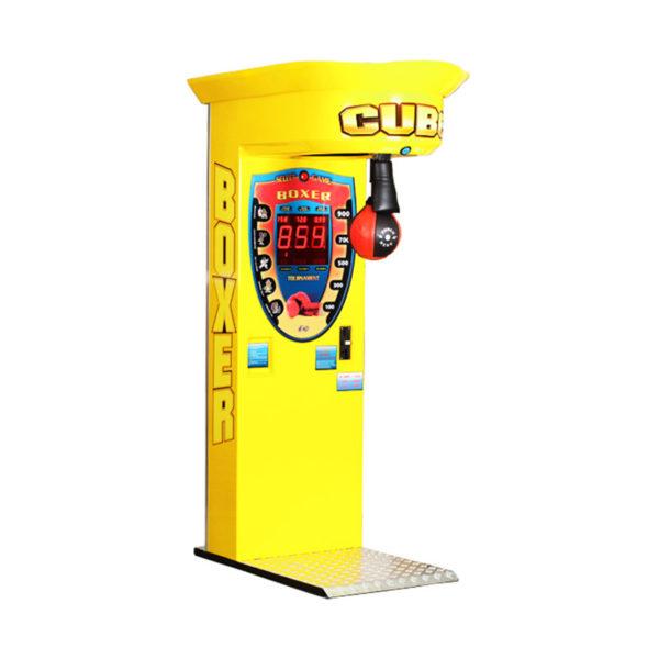Silový automat Cube