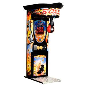 Silový boxovací automat Fire