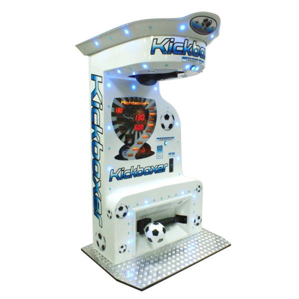 Silový automat na fotbal a box