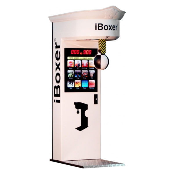 Boxovací automat iBOXER