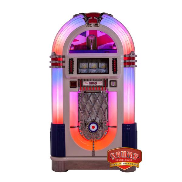Retro jukebox limitované edice