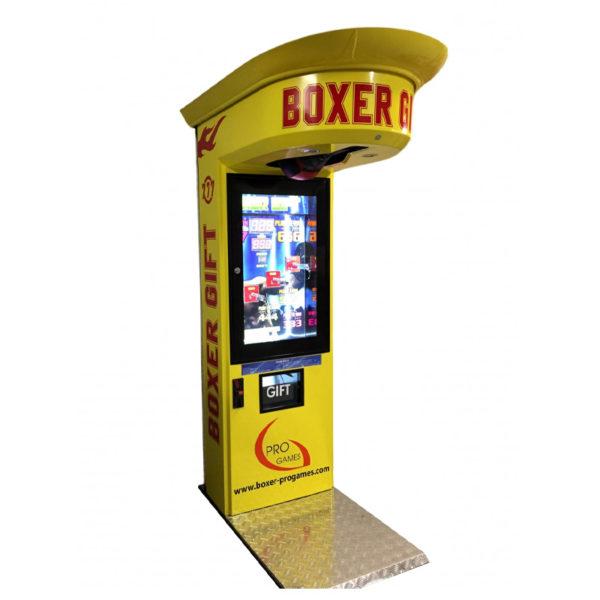 Silový automat s výhrou