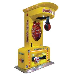 Kombinovaný silový automat Double strike