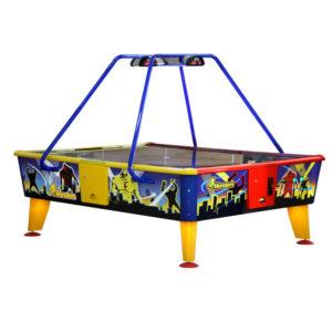Vzdušný hokej-Air hockey 4 MONSTERS / pro 4 hráče
