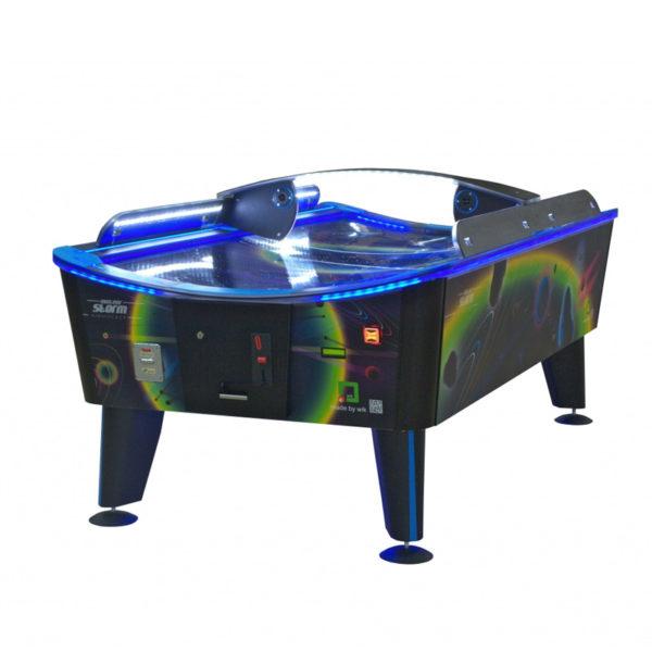 herní zábavní automat vzdušný hokej Air hockey STORM vodotěsný
