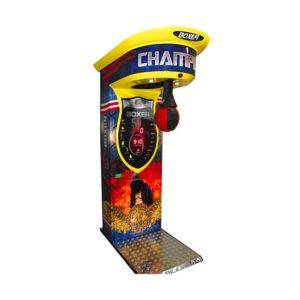 Silový boxovací automat Champion
