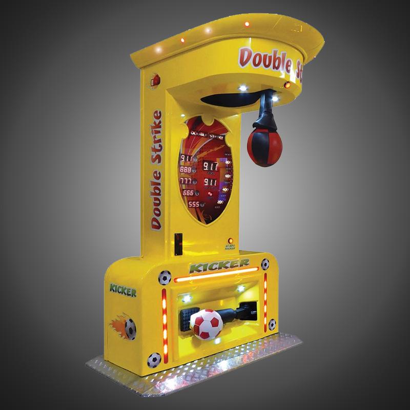 Silové automaty na měření síly