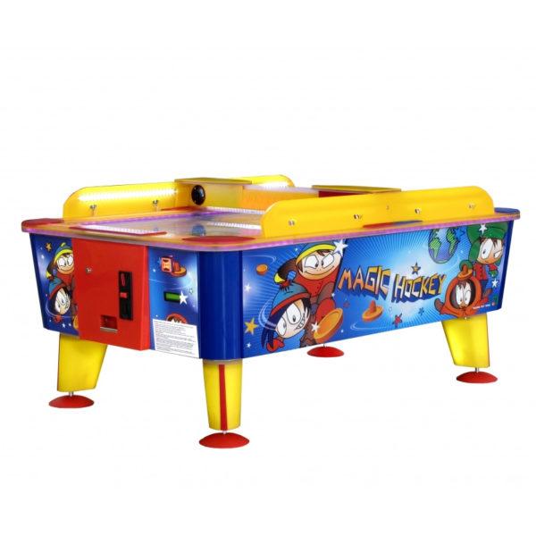 Air hockey magic outdoor je herní zařízení pro venkovní použití