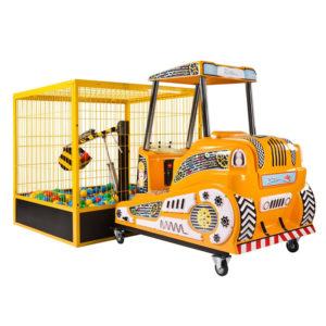 Interaktivní dětský bagr – Excavator Deluxe