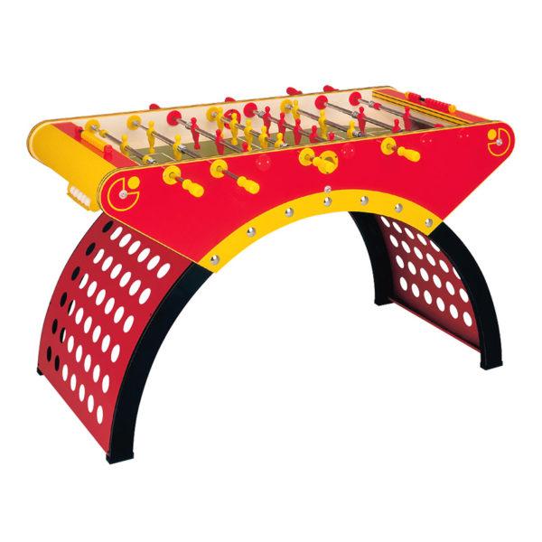 barevný stolní fotbal Garlando G-1000 pro domácí využití