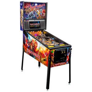 Stern Pinball Iron Maiden PRO