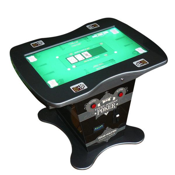 Elektronický dotykový stůl na poker