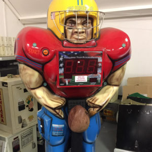 Silový automat kicker – Rugby