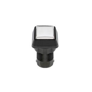 Osvětlené čtvercové tlačítko Alberici SP23 – 23,3 x 23,3 mm