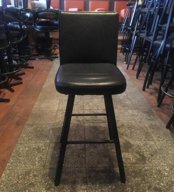 Barová židle NERO 1