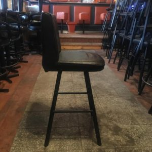 Barová židle NERO 1 – bazar