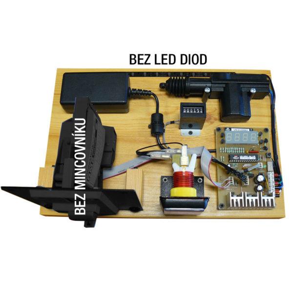 Systém na ovládání míčků, kreditů a LED světěl - Elektronický systém NERO BASIC