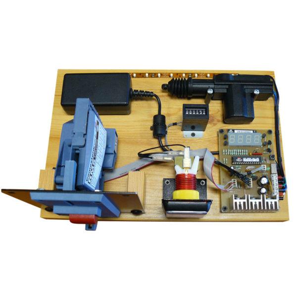 Systém na ovládání míčků, kreditů a LED světěl - Elektronický systém NERO FULL