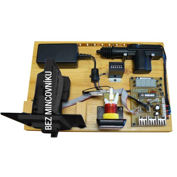 Systém na ovládání míčků, kreditů a LED světěl - Elektronický systém NERO LED