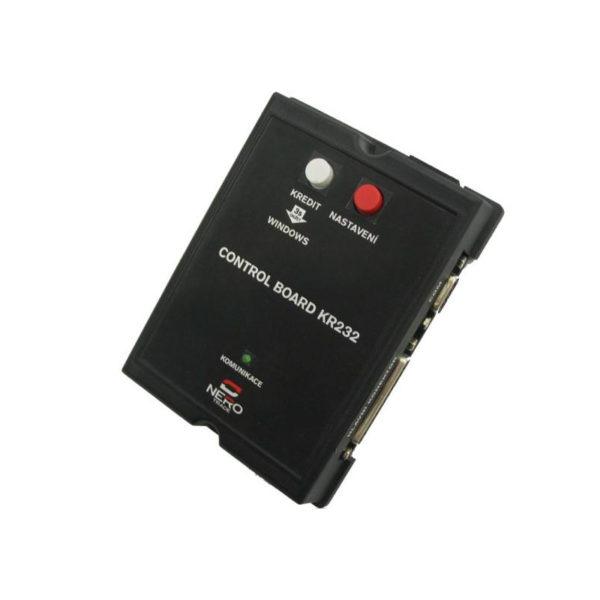 zařízení pro kontrolu kreditu KR232