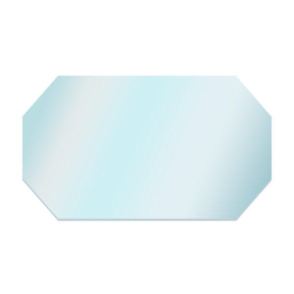 Náhradní sklo osmihranné 1144x630x6mm