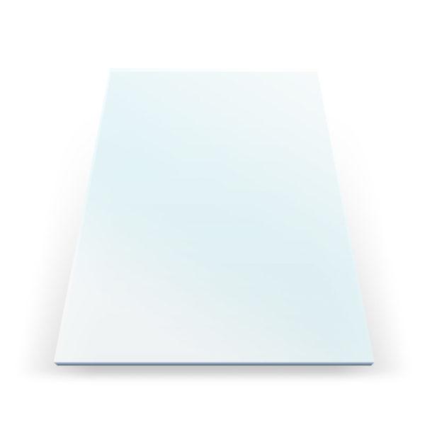 Náhradní sklo na stolní fotbálek - velké 1160 x 710 x 5 mm