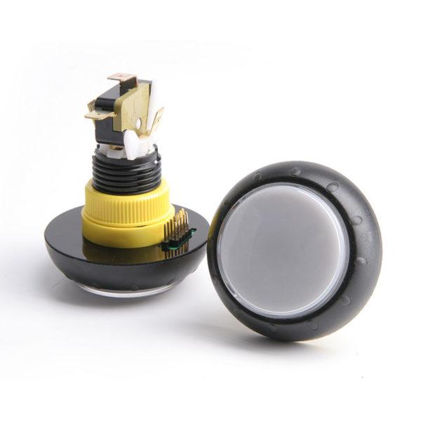 LED kulaté tlačítko