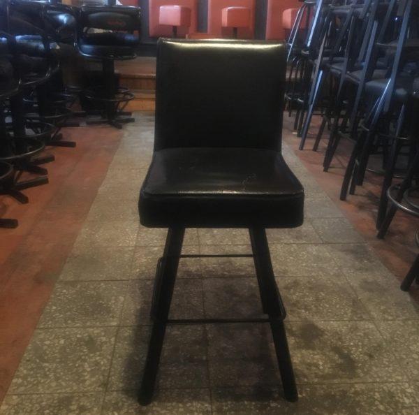barová židle NERO 2 - bazar