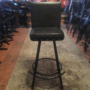 Barová židle NERO 3 – bazar