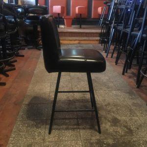 Barová židle NERO 4 – bazar