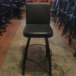 Barová židle NERO 5 – bazar