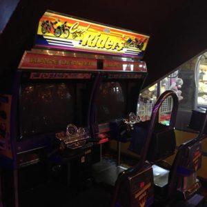 Arkádový automat – SEGA Cool riders