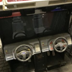 Arkádový automat – Super Monaco GP