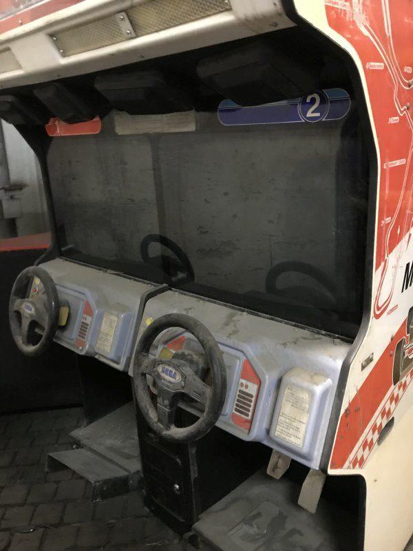 Použitý arkádový automat Monaco GP