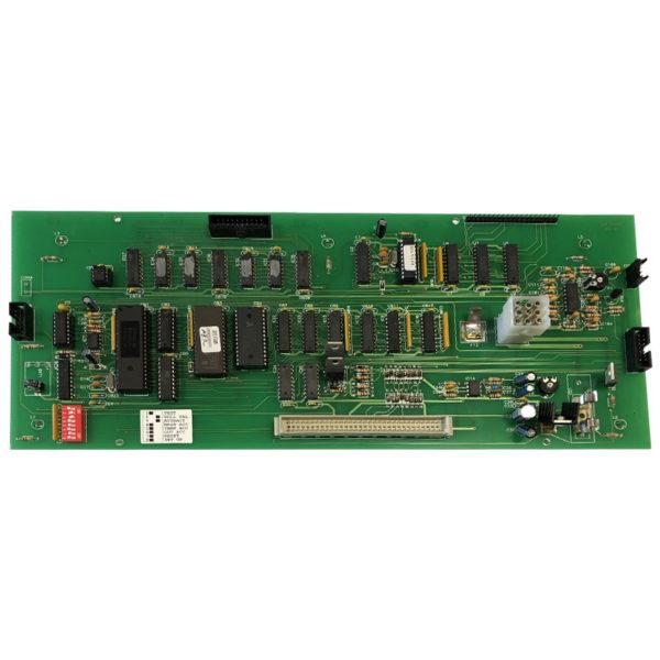 Základní deska s CPU pro elektronické šipky