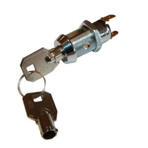 Zámek elektrický 7 pin – návrat klíče na pozici