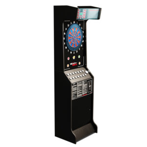 Šipkový automat NERO DARTS – černá barva