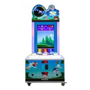 Interaktivní arkádová hra – Arcade Buzz