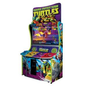 Interaktivní arkádová bojová hra – Teenage Mutant Ninja Turtles