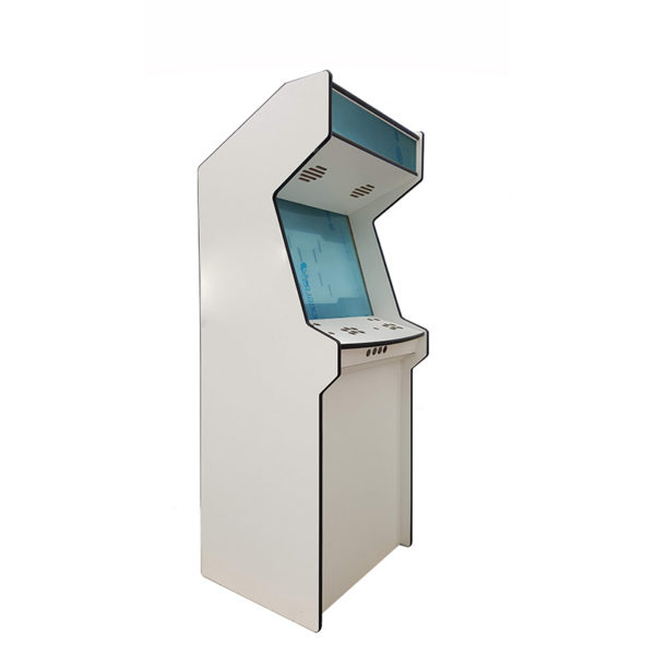 """Arkádový automat 24"""" Hilly - bílý"""