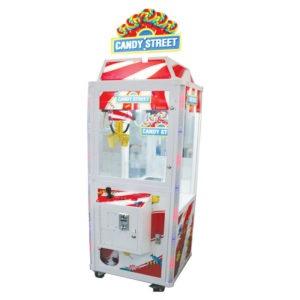 Dětský výherní automat na sladkosti – Candy street