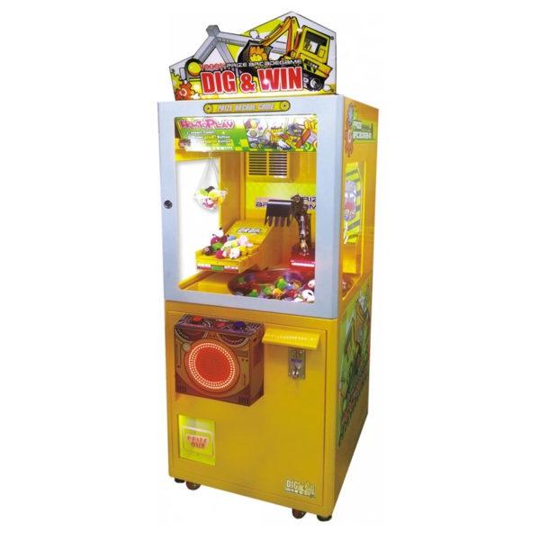 Dětský výherní automat Dig and Win