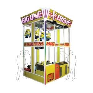 Dětský výherní automat na plyšáky – X-treme Big One